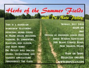 Herbs of the Summer Fields