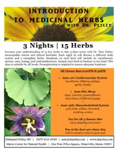 Introduction to Medicinal Herbs 2nd Series