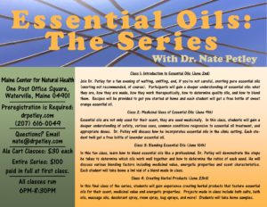 Essential Oils The Series