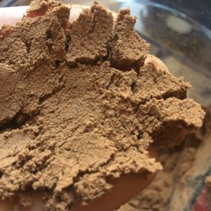Dr. Petley - Making Acorn Flour