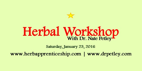 Herbal Workshop in CT